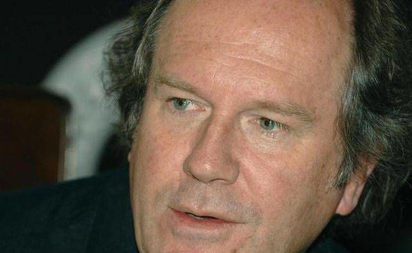 """El inglés William Boyd es el autor de """"Solo"""". (www.noticias.lainformacion.com/Archivo)"""