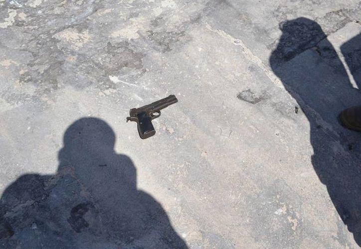 La proporción de homicidios que se cometen con armas en fuego en Yucatán es 'mínima' comparada con las llamadas armas 'blancas'. (siglodetorreon.com.mx)