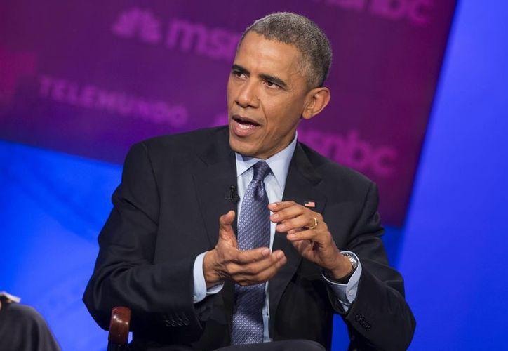 El presidente Obama indicó, a través de un comunicado, que el nuevo centro ofrecerá análisis integrales de información sobre amenazas cibernéticas externas que afecten el interés nacional. (AP)