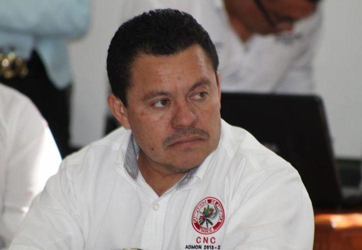 El comisariado ejidal negociaría la cesión de los terrenos. (Adrián Barreto/SIPSE)