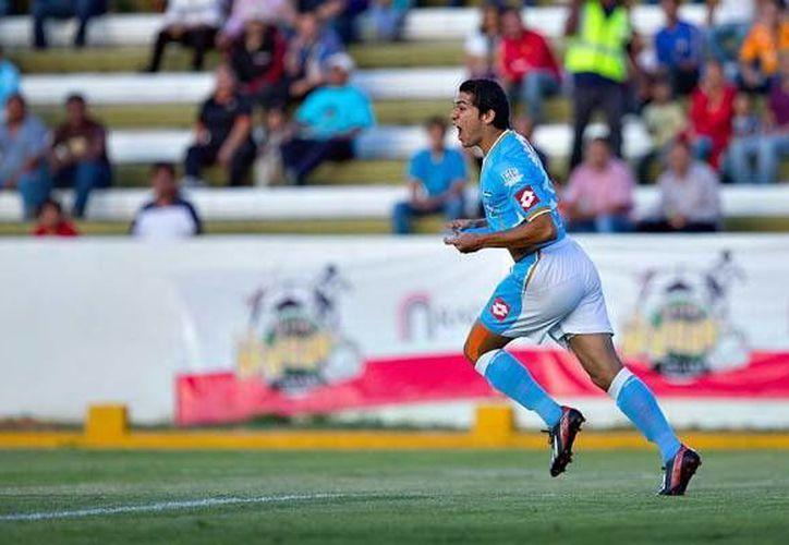Apenas de regreso de Oaxaca, el CF Mérida se puso a entrenar. (Milenio Novedades)