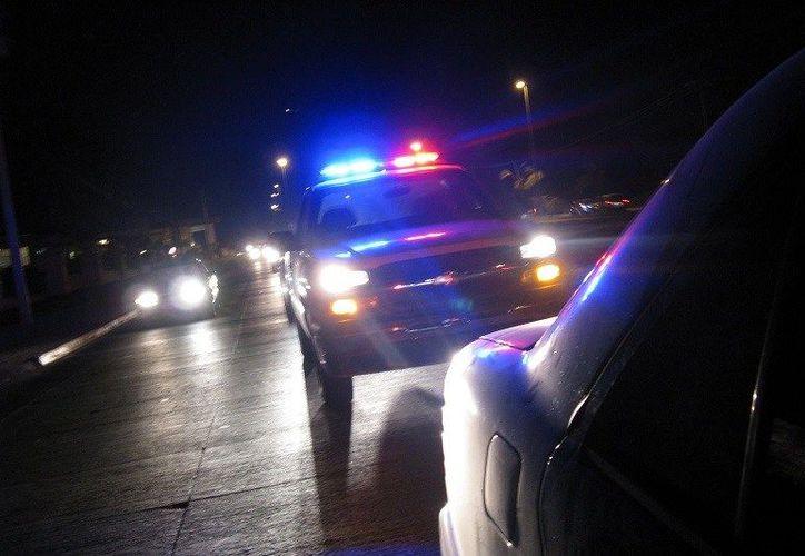 Un hombre fue rescatado tras un operativo luego de haber sido secuestrado por cuatro sujetos, en Chanchén I, en Tulum. (Contexto)