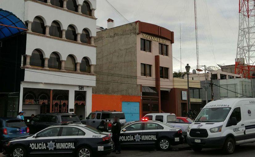 Los hechos se registraron alrededor de las 7:00 horas en el hospital situado en Avenida Acueducto. (Foto: El Despertar)