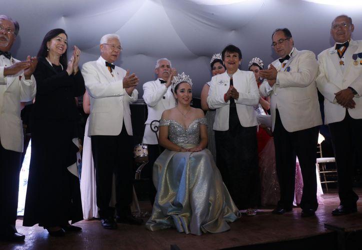 La elección de la reina nacional resultó un evento muy emotivo. (Foto: José Acosta/Novedades Yucatán)