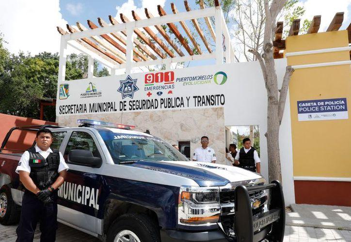 La caseta fue inaugurada con una inversión de alrededor de 3 millones de pesos. (Foto: Redacción)