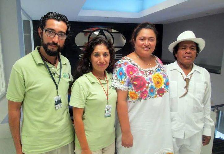 Autoridades buscan instituir la celebración del Año Nuevo Maya cada 26 de julio. Imagen de archivo. (Milenio Novedades)