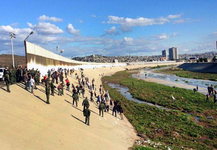 El cónsul de EU en Tijuana aseguró que la actuación de la Patrulla Fronteriza no violó ninguna ley. (Agencias)