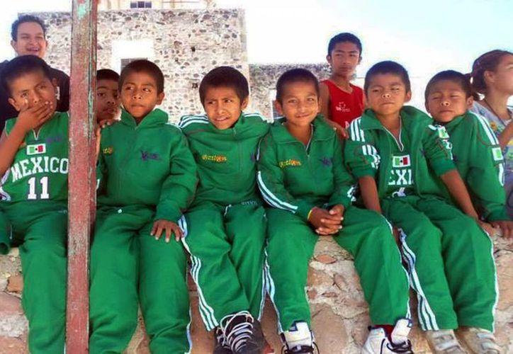 Los niños oaxaqueños han asombrado al ganar torneos internacionales. (Milenio Novedades)