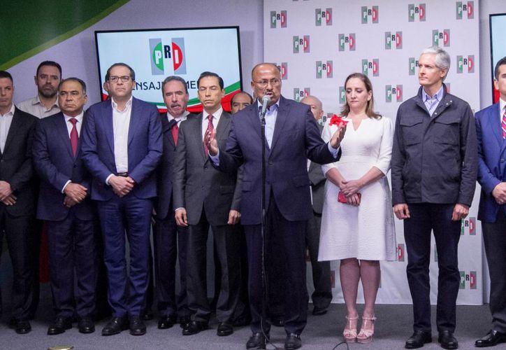 El PRI busca su lugar como oposición en el próximo gobierno. (Internet)