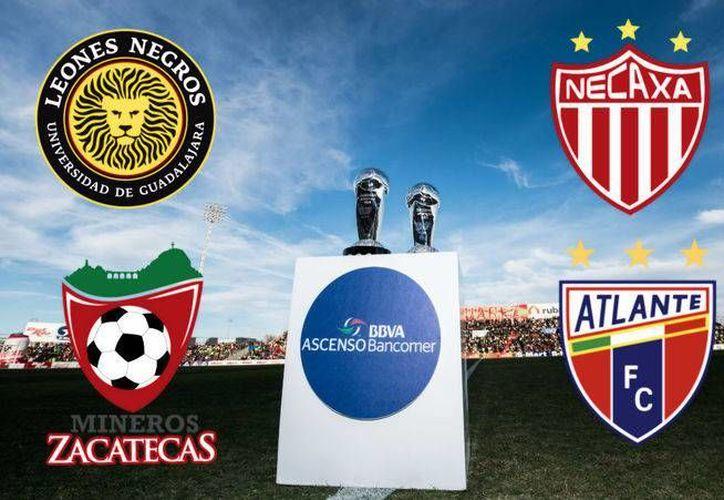 A partir del miércoles arrancan las semifinales del Clausura 2016 del Ascenso MX. (Mexsport)