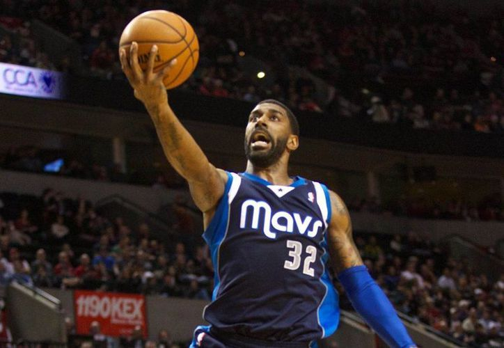 O.J. Mayo, quien jugó las tres últimas temporadas con los Bucks de Milwaukee, fue suspendido dos años por la NBA. (brewhoop.com)