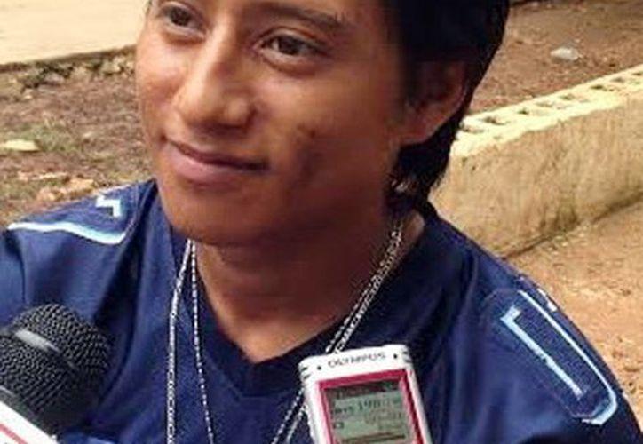 Jesús Chi Ayala espera 'tranquilamente' su sentencia en el Cereso. (Milenio Novedades)