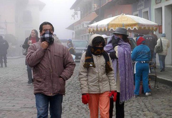 Esperan tormentas fuertes en Coahuila y Nuevo León, así como lluvias con intervalos de chubascos en Tamaulipas, Oaxaca y Chiapas. (Contexto/ Internet)