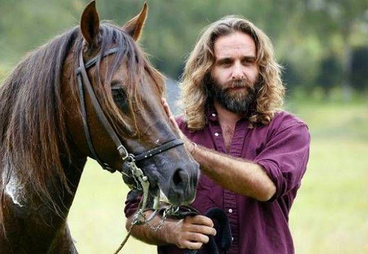 El domador de caballos se ha presentado en Querétaro y Chihuahua, durante su gira por México. (Foto de Contexto/Internet)