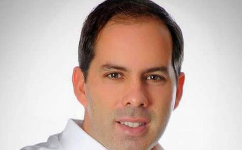 Fernando Purón era candidato de la Coalición PRI, Partido Verde Ecologista y Nueva Alianza. (excelsior.com)