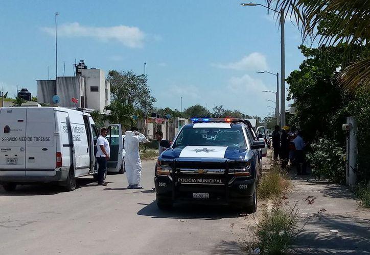 El occiso fue abandonado por su mujer y se llevó con ella a sus dos hijos. (Foto: Redacción/SIPSE).