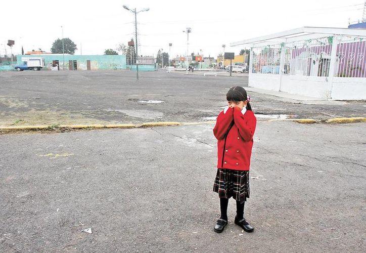 En Iztapalapa quitan espacios a criminales, comienzan obras del parque Uno en Santa Cruz Meyelhualco. (Milenio)
