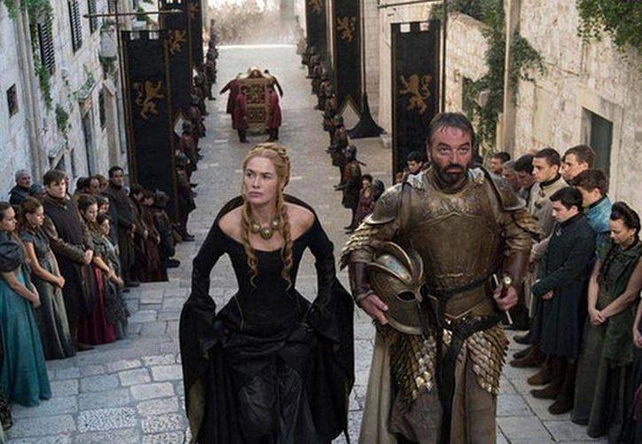 La sexta temporada de 'Games of Thrones' fue vista por cuatro millones de televidentes. (elcomercio.pe)