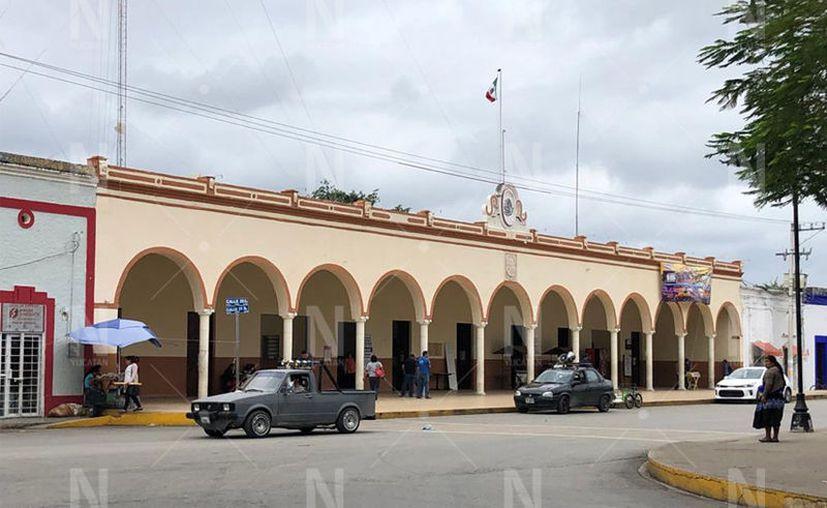 El alcalde de Umán pedirá un empréstito; los recursos serán para subsanar las necesidades del municipio. (Foto Liz Ábrego/Novedades Yucatán)