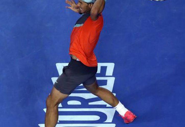 Si conquista el Abierto de Australia, Nadal empatará con el estadunidense Pete Sampras en el segundo lugar en títulos de Grand Slam. (Agencias)