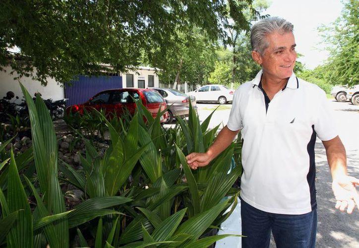Luis Alfonso Rodríguez ha dirigido su vida en la brecha del servicio, en el enfoque social. (Milenio Novedades)