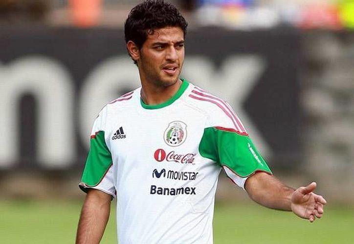 Carlos Vela, artillero de la Real Sociedad, se negó jugar con la selección mexicana por decisiones personales desconocidas. (Facebook)