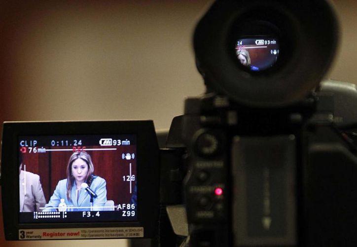 De aprobarse la reforma, los delitos contra los medios de comunicación serán del orden federal. (Notimex)