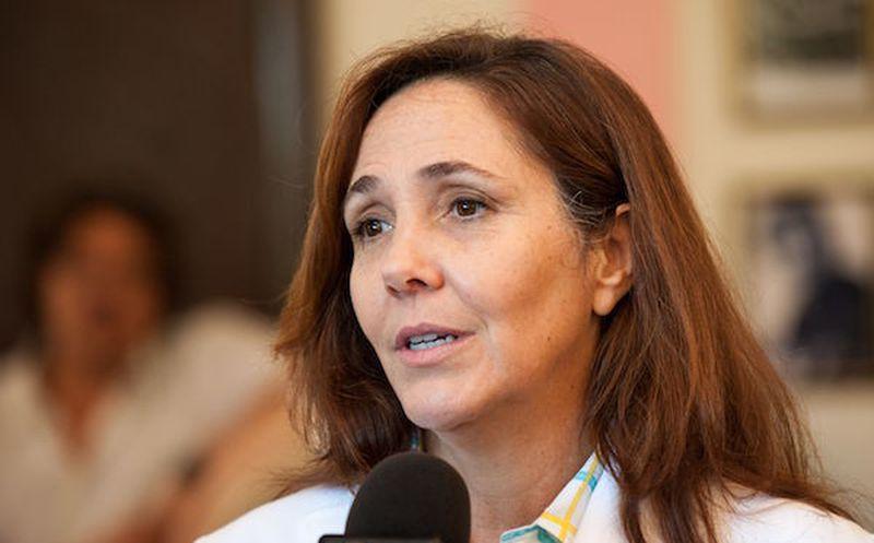 Mariela Castro está de vuelta en Facebook