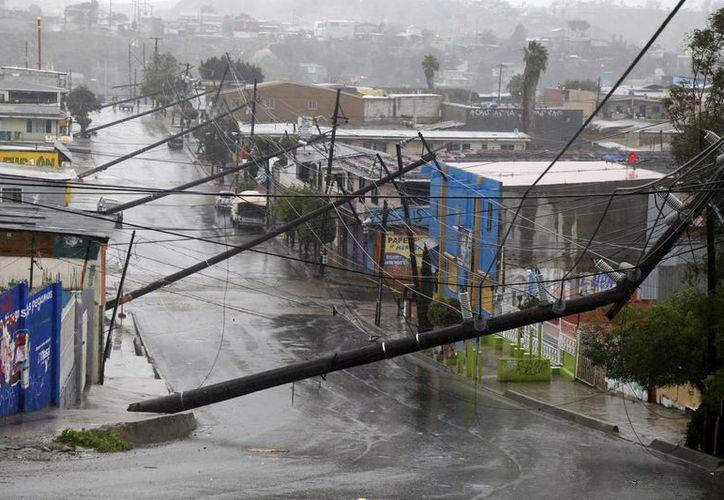 En estados como Zacatecas y Querérato se registraran fuertes vientos. (Archivo/Notimex)