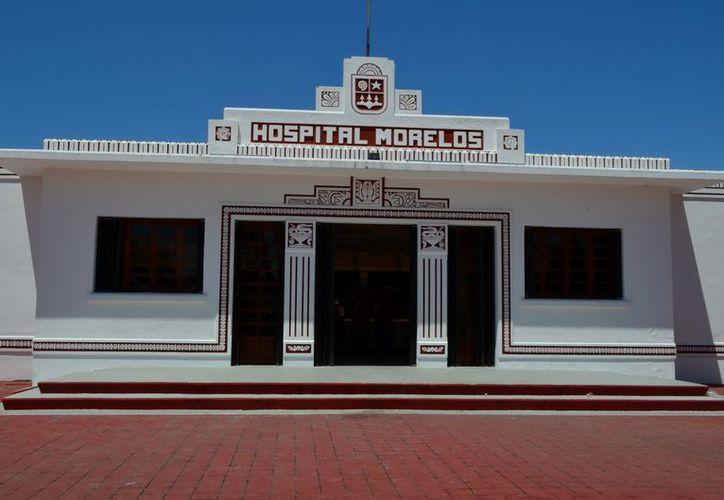 """El Hospital Materno Infantil """"Morelos"""", se especializa en la atención a mujeres embarazadas. (Redacción/SIPSE)"""