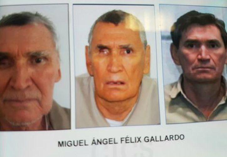 Luego de 28 años, un juez federal sentenció al líder del cártel de Guadalajara, Miguel Ángel Félix Gallardo. (Cortesía/Milenio).