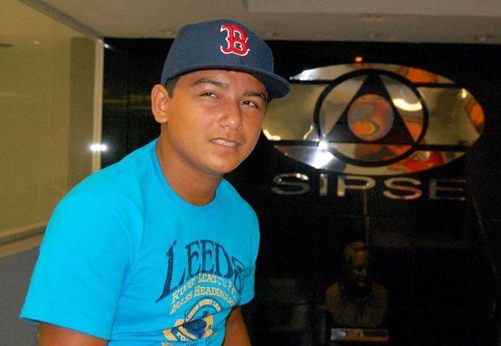 Los actuales monarcas de la Liga Mexicana de Beisbol  reclutaron al  torpedero yucateco. (Wilberth Argüelles/SIPSE)