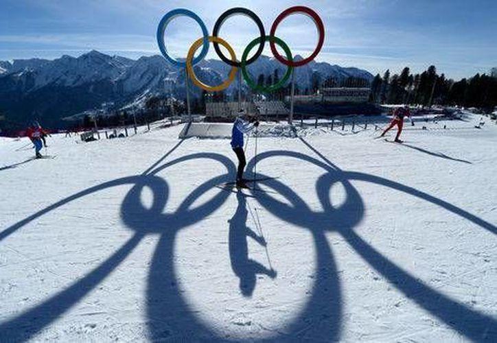 La Agencia Mundial Antidopaje (AMA) investiga nuevos casos de uso de sustancias prohibidas por parte de atletas rusos, durante los Juegos Olímpicos de Invierno Sochi 2014. (Archivo/Milenio Digital)