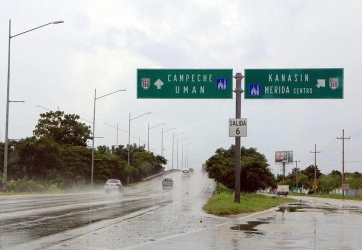 El gobierno estatal está en la espera de 160 millones de pesos para la rehabilitación del Periférico de Mérida. (SIPSE)