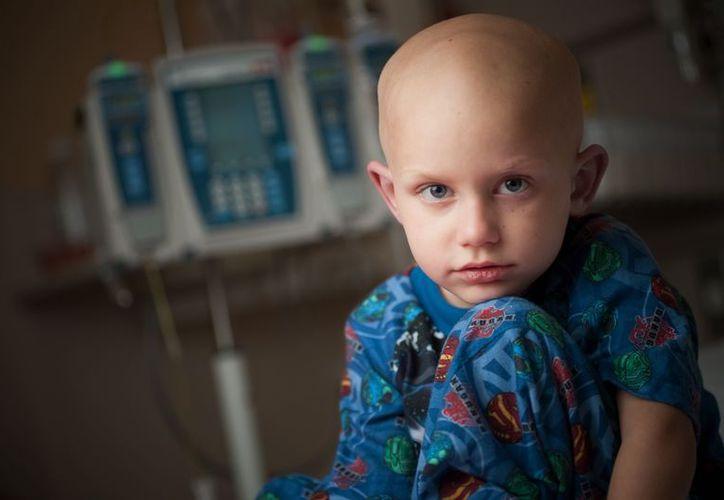 Fundación Aitana necesita reunir 139 mil pesos para ayudar a niños con cáncer. (Contexto/Internet)