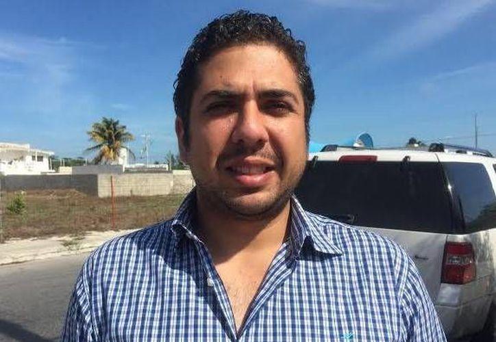 El alcalde de Progreso, Daniel Zacarías Martínez, señaló que Pemex debió pagar $2.8 millones de pesos por concepto de zona federal. (Milenio Novedades)