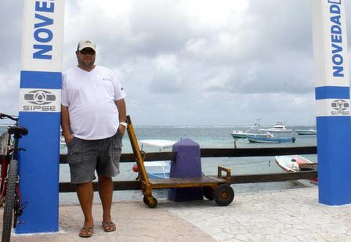 """El capitán de la embarcación """"Don Pepe III""""  aseguran que nunca imaginaron ganar el torneo. (Redacción)"""