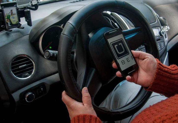 Se han detectado varios robos de autos de los socios de Uber en la Ciudad de México. (Foto: Contexto/Internet)