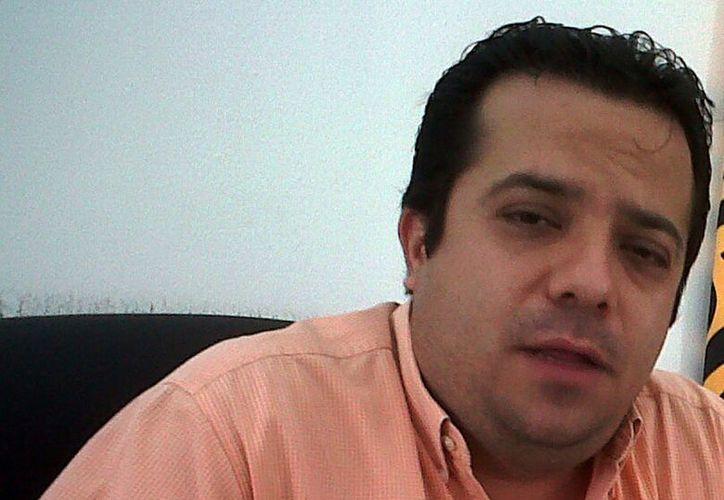Barrera Zavala informó del inicio de la campaña de afiliación al PRD Yucateco. (SIPSE)