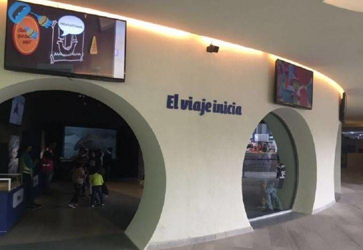 En el evento de inauguración, el mandatario Miguel Mancera anunció que construirán un Museo del Papalote en Iztapalapa próximamente.(Foto tomada de Twitter/ @DesSocial_CDMX)
