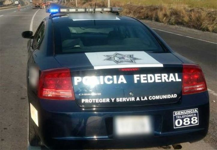 Elementos de la Policía Federal, Estatal y Municipal montaron un operativo de búsqueda, pero hasta ahora no han capturado a los delincuentes. (PF).