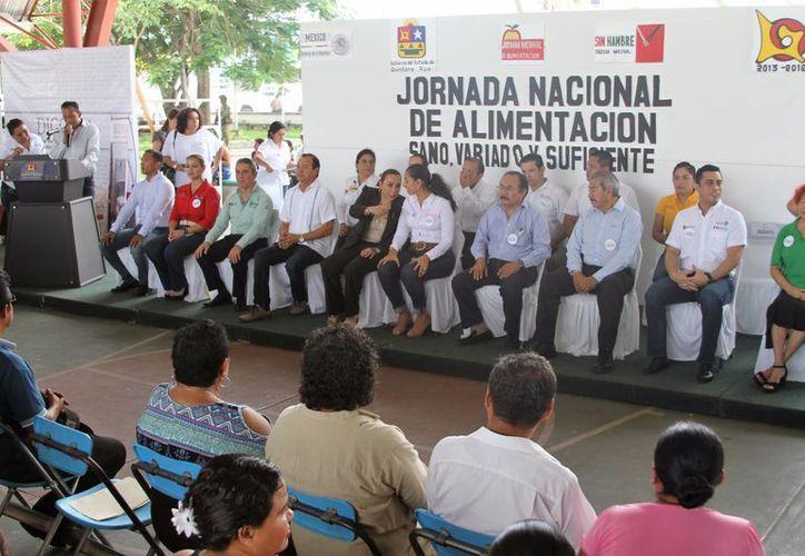 El evento se llevo a cabo en Chetumal. (Carlos Horta/ SIPSE)