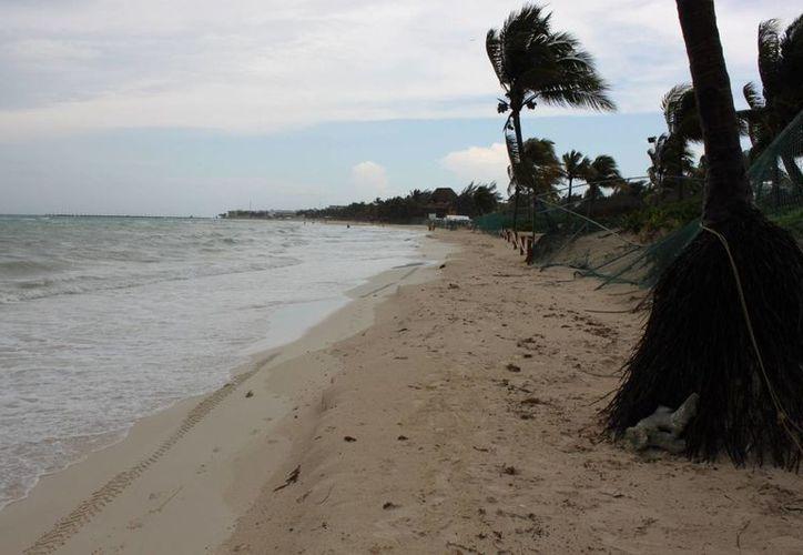 Los turistas dejan las playas por otras actividades. (Adrián Barreto/SIPSE)