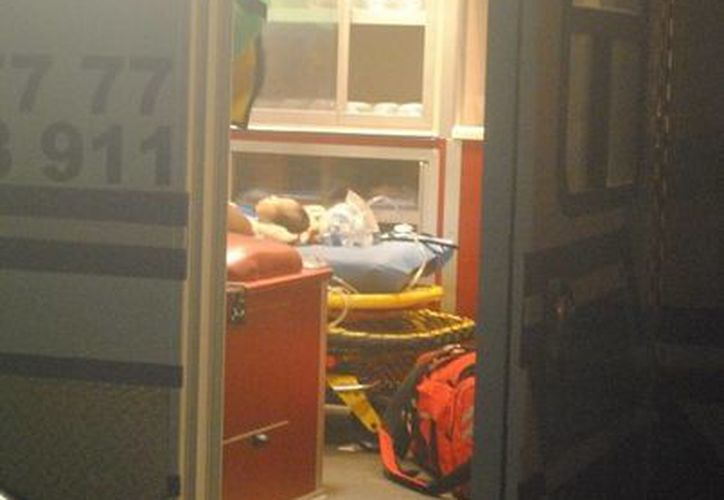 Un bebé de pocos meses de nacido perdió la vida en su cuna durante la madrugada de ayer. (Redacción/SIPSE)