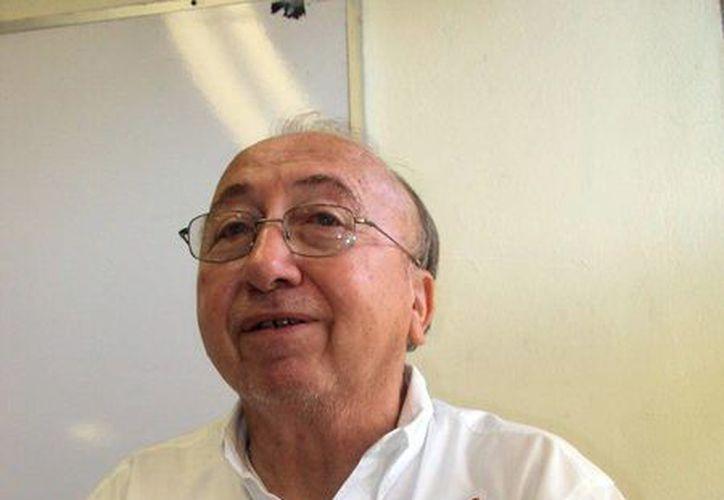Eddie Ariel Salazar Gamboa, del Instituto Tecnológico de Mérida (ITM). (Milenio Novedades)