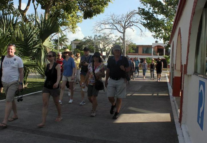 La mayoría de los sitios de mayor flujo turístico son mejorados. (Javier Ortiz/SIPSE)