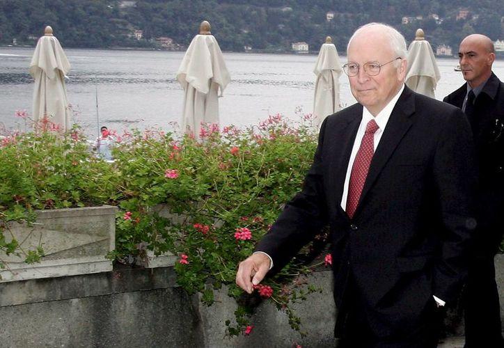 En 2009 Cheney apoyó al matrimonio homosexual siempre que sea sancionado por los estados. (EFE/Archivo)