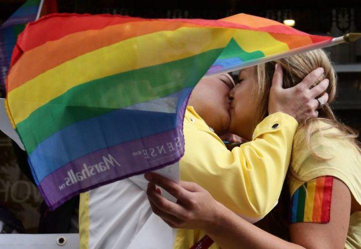 La comunidad gay es el segundo grupo más discriminado en la capital mexicana. (Archivo/agencias)