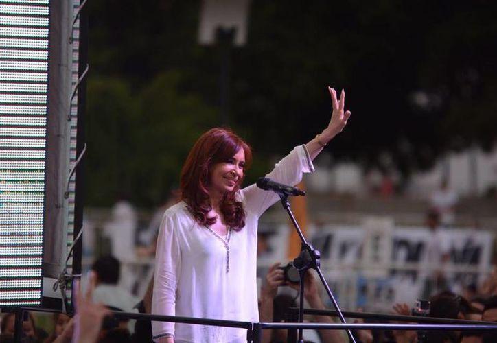 Cristina Fernández ha denunciado en varias ocasiones que es víctima de una persecución política orquestada por el actual presidente Mauricio Macri. (Facebook/Cristina Fernández de Kirchner)