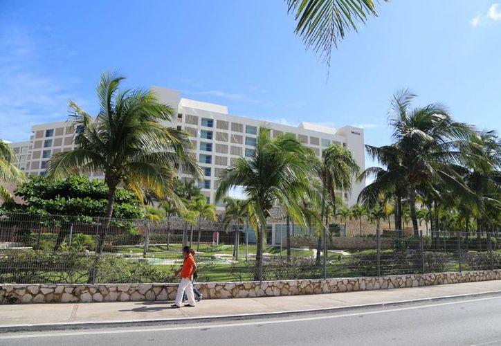 Cumplen hoteles con la mayoría de los requisitos para obtener certificación. (Israel Leal/SIPSE)